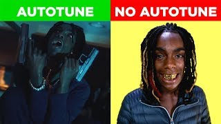 GENIUS INTERVIEWS VS. SONGS PART 5 (AUTOTUNE VS. NO AUTOTUNE)