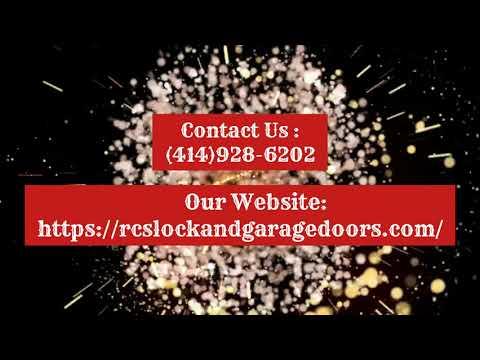 Need garage door repair or Locksmith Services? Rc's Locksmith & Garage Doors
