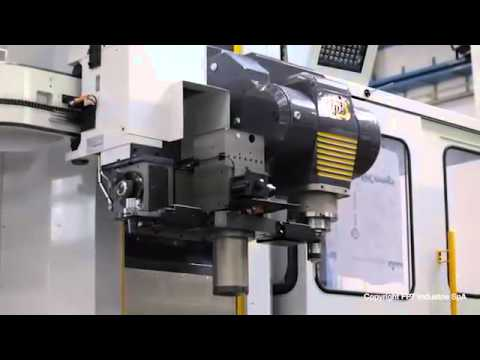 FPT Industries RONIN - Hrizontal Travelling Column Milling Machine