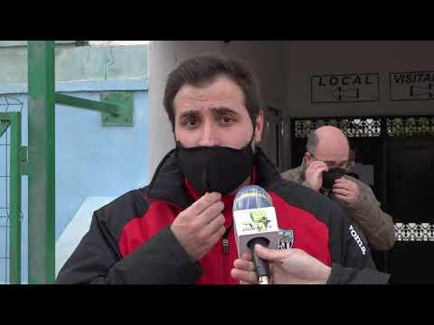 (RESUMEN y ENTREVISTAS) AT Calatayud 1-2 Giner Torrero / J 2 / Preferente Gr 2 / Fuente Dukvi tv Oficial