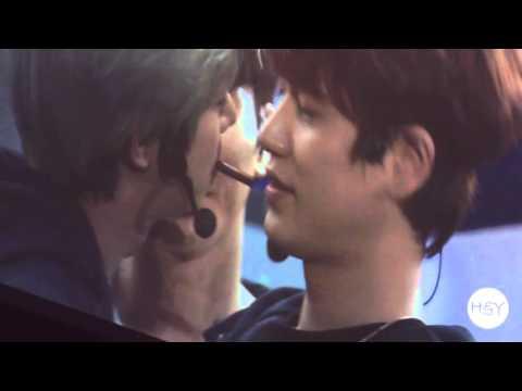 160110 SuperCamp in Tokyo - Super Junior Pepero Game