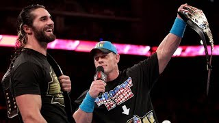 John Cena-NeverGiveup-(Skillet Hero)-2018