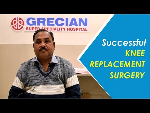 Patient Testimony - Bilateral Knee Replacement Surgery