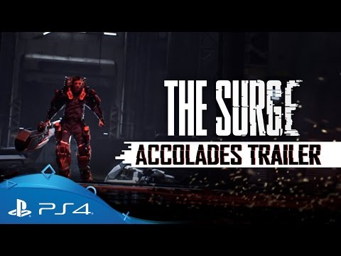 The Surge | Accolade-trailer | PS4