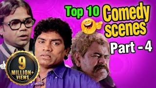 Top 10 Comedy Scenes {HD} Ft - Johnny Lever | Rajpal Yadav | Sanjay Mishra | Arshad Warsi