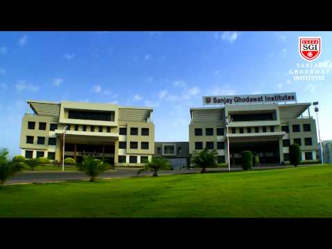 Sanjay Ghodawat Institutes - 30 SEC TV Commercial