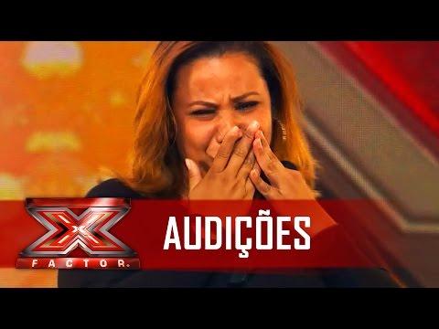 Será que achamos a Beyoncé brasileira?   X Factor BR