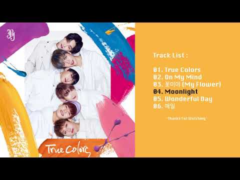 [FULL Album] JBJ - True Colors - The 2nd Mini Album