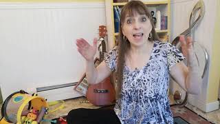Herman the Worm - Camp song/story -  narrated by storyteller, Donna Rhodenizer