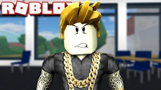 A SAD STORY OF A ROBLOX BULLY..