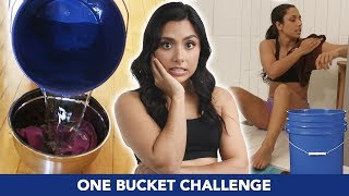 Surviving 24 Hours With One Bucket of Water