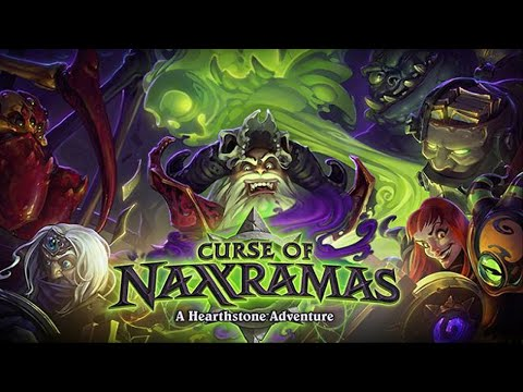 Hearthstone Curse of Naxxramas Official Trailer - TouchGameplay  - jgWQm3fDg7w -