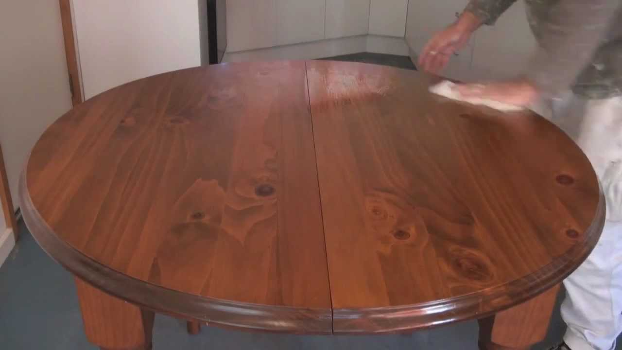 How To Apply Scandinavian Oil Or Teak Oil To Wood Or