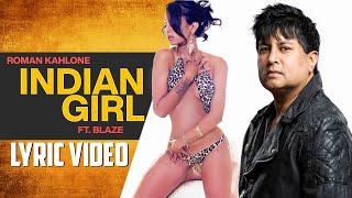 Roman Kahlone - INDIAN GIRL