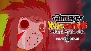 G-Mo Skee - My Filthy Spirit Bomb Animation (Official Music Video)