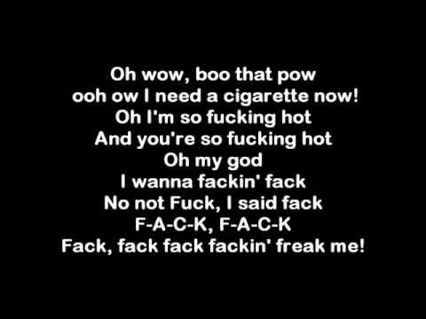FACK (Album Version Explicit)