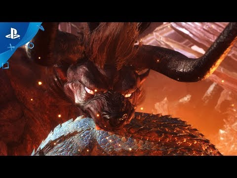 Monster Hunter: World Trailer
