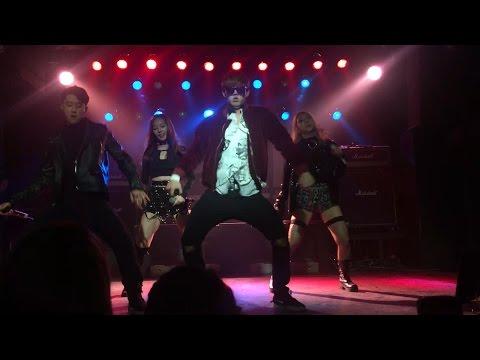 161212 K.A.R.D Debut Party - Oh NaNa(Hidden. 허영지)