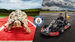 DANG THAT'S FAST! - Guinness World Records