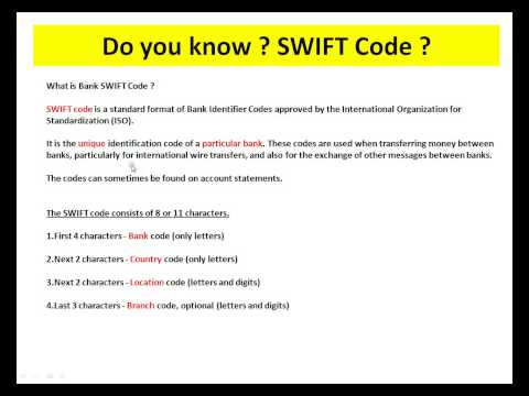 search by bank name bank code swift or branch address