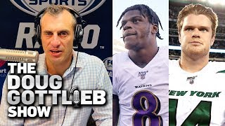Lamar Jackson Will Not Have Long-Term Success in the NFL - Doug Gottlieb