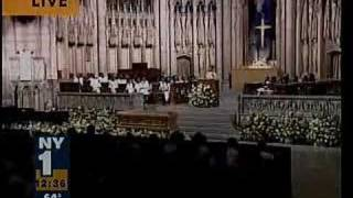 Patti Labelle on Luther Vandross Funeral