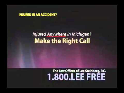 Injured in a car accident? Call Lee Free
