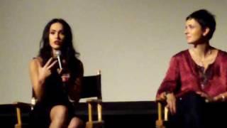 Megan Fox, Diablo Cody and Karyn Kusama talk about JENNIFER'S BODY at San Diego Comic-Con 2009