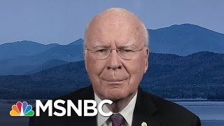Sen. Leahy: James Comey Made 'Bad Mistake' | MTP Daily | MSNBC