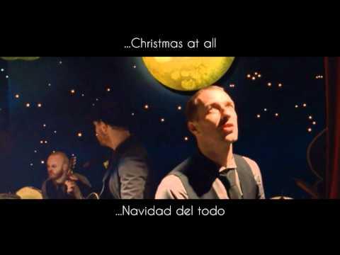 NAVHY'S XMAS: Coldplay - Christmas Lights (subtitulado español - inglés)
