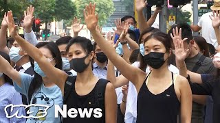 Hong Kong's Face Mask Ban Is Just Pissing People Off