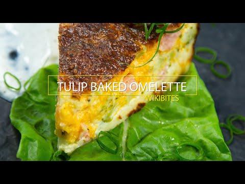 Wikibites: Tulip Baked Omelette