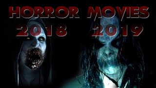 Top 10 Hollywood Horror Movies Trailers  2018 - 2019 by MOVIES TRAILERS