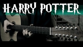 OST Harry Potter - Powerful 12 String Fingerstyle