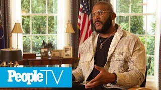 Tyler Perry On Why He Decided To Quit Playing Madea | PeopleTV