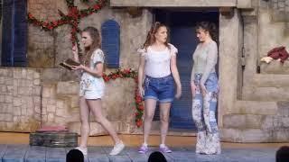 Mamma Mia!, Nipomo High School Theatre Company, Dec 2018