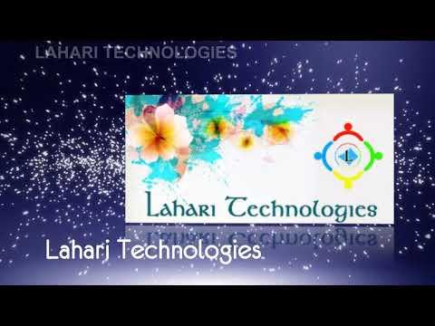 Lahari Technologies - Online Marketing - Web Designing - Social Media Promotions