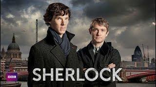 "BBC Sherlock Theme Music ""Pursuit"" Play on Piano! ""神探夏洛克""主题曲钢琴演奏"