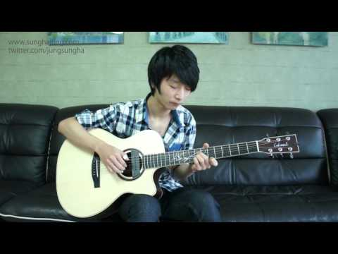 (2ne1) I Love You - Sungha Jung