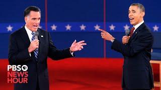 Obama vs. Romney: The second 2012 presidential debate