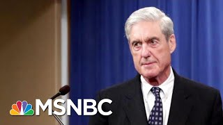 Mueller Agreed To Testify Publicly. President Donald Trump's Not Handling It Well   Deadline   MSNBC