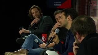 Nerd HQ 2016: Pull My Finger (Cast of Supernatural Conversation Highlight)
