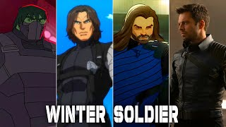 Evolution of Winter Soldier in movies and cartoons (60fps)