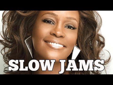 90'S BEST SLOW JAMS MIX  ~ Whitney Houston, Allure, Keith Sweat, Joe, KCi & JoJo, R. Kelly, Joe