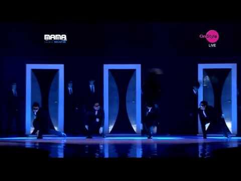 Super Junior  Mama 2011