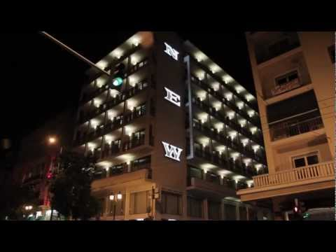 24 Hours in Athens with NEW Hotel