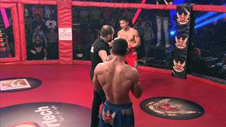 Mahmoud Ashour Vs Kario Issac Maheo | Superhumans Fight Up