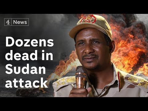 Sudan: At least 27 protesters killed as security forces attack sit-in