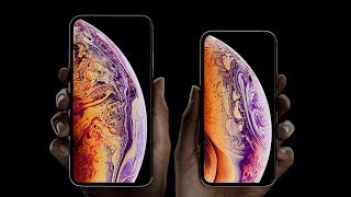 Apple introduces the iPhone XS and iPhone XS Max