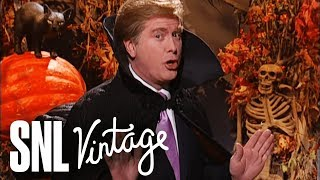 The Apprentice Halloween Promo w/ Donald Trump - SNL